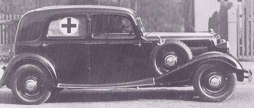 1935 Wanderer Ambu-W240
