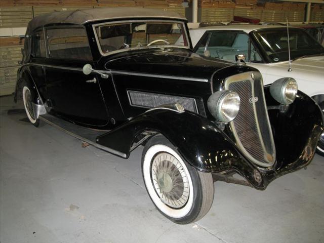 1935 Wanderer W 250