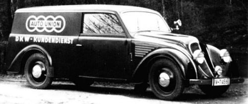 1936 Dkw schwebeklasse kombi