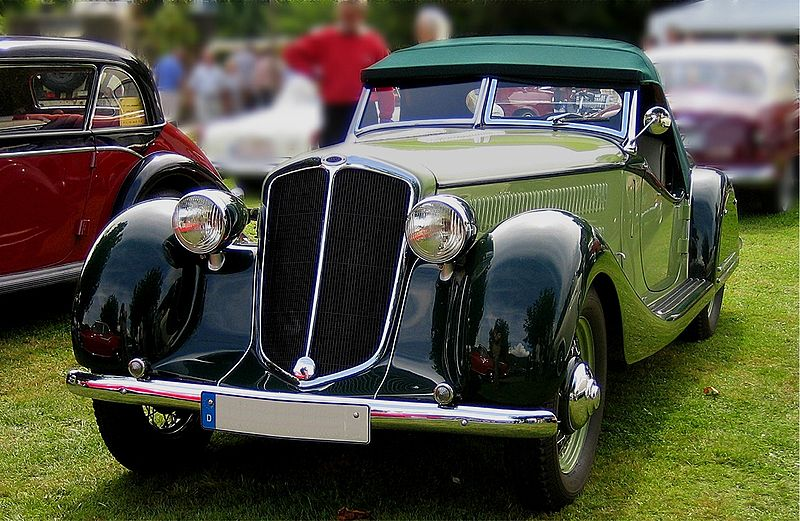 1936 Hansa 1700 Sport