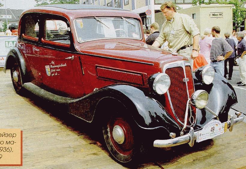 1936 Wanderer-W40
