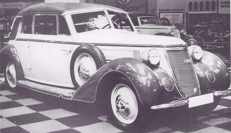 1936 Wanderer-W51