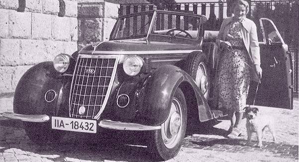 1936 Wanderer-W52