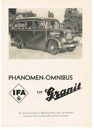 1937-53 IFA GRANIT