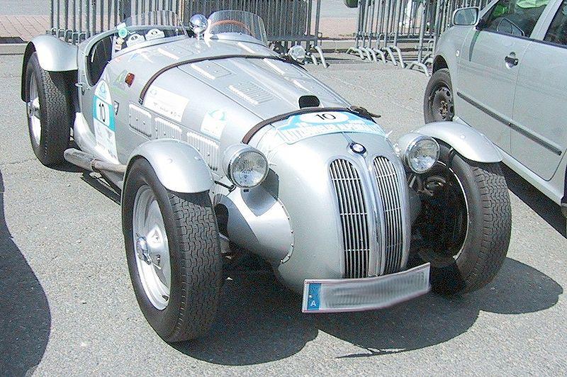 1937 BMW 328 Cotura RS
