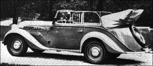 1937 BMW 329