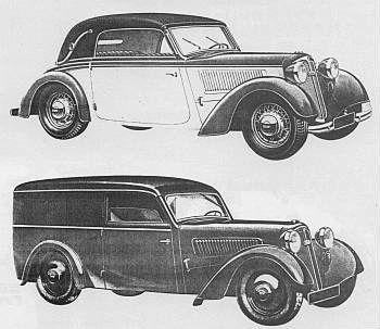 1937 Dkw f7 luxus kabriolet