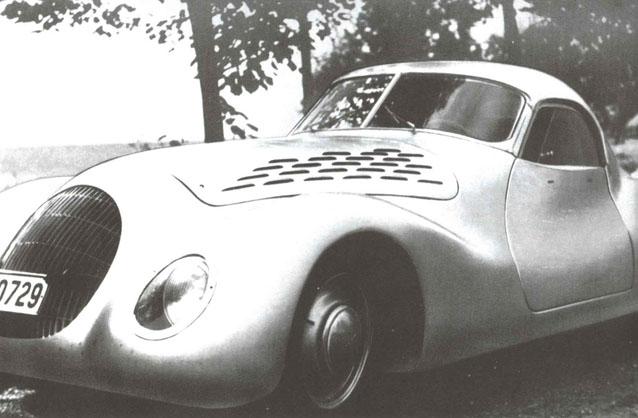 1937 DKW Sport Stromlinie