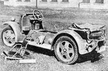 1937 Framo terenowy
