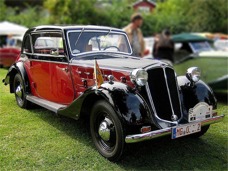 1937 Hansa 1100