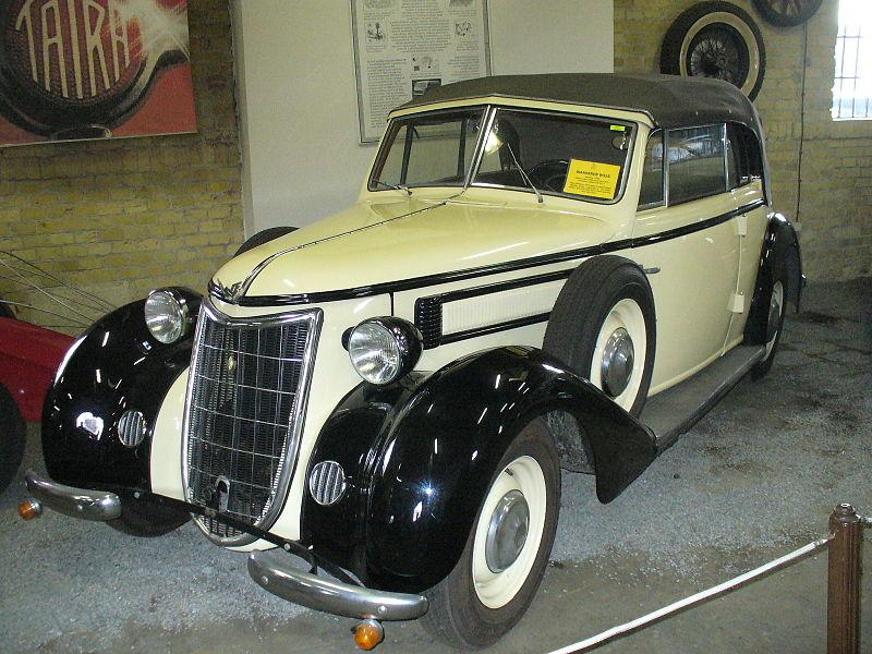 1937 Wanderer W51 Spezial