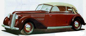 1938 AUDI 920 cabrio glaser