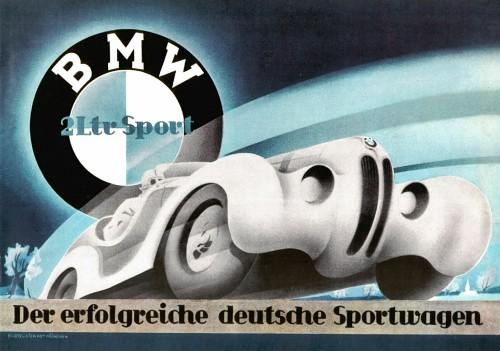 1938 BMW 328 Sport