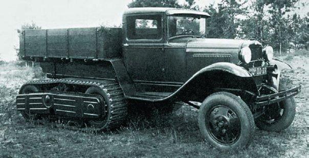 1938 GAZ-60