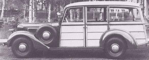 1938 Wanderer-W23
