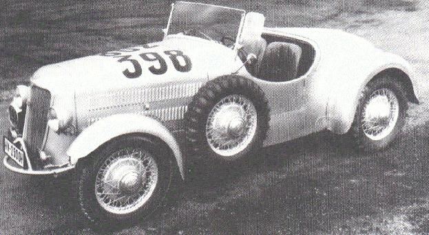 1938 Wanderer-W23a