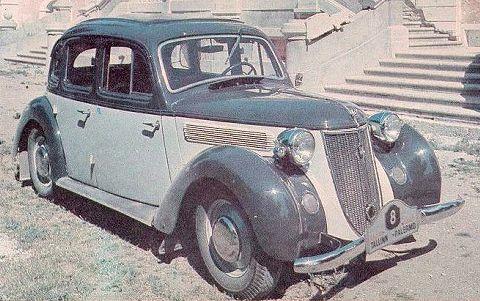 1938 Wanderer W24 k