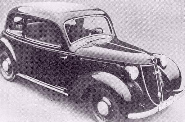 1938 Wanderer-W24
