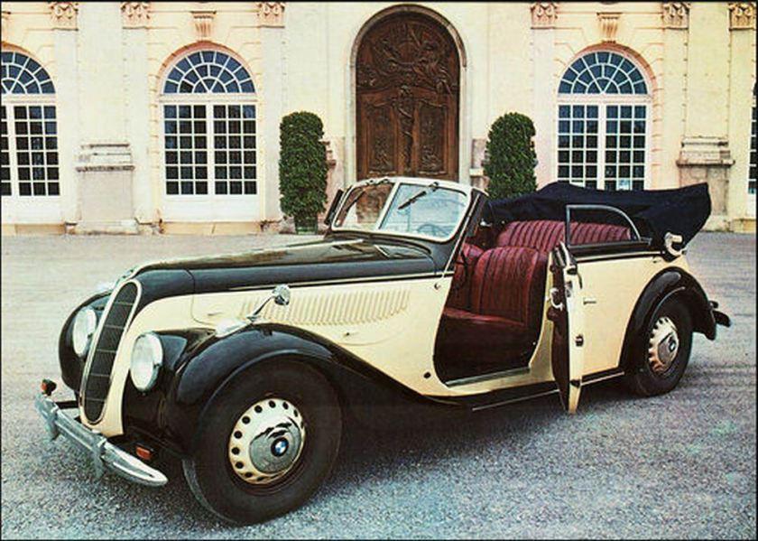 1939 BMW 335 Kabriolet