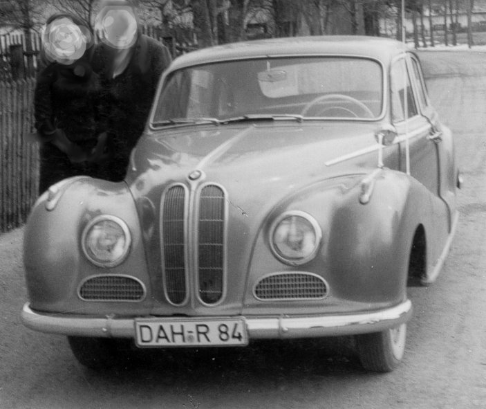 1939 BMW-501-Achtzylinder