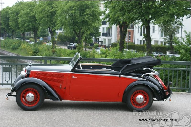 1939 DKW F 8 700 Cabriolet