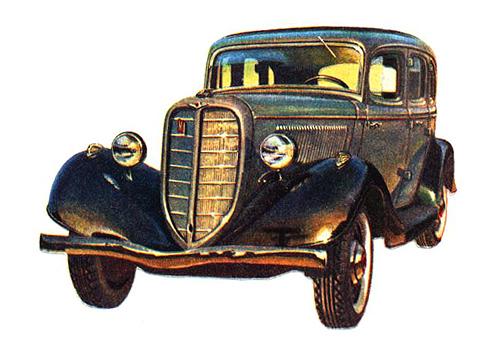 1939 Gaz m1