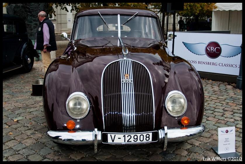 1939 Horch 930 S Stromlinie a
