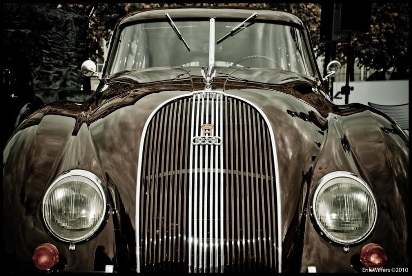 1939 Horch 930 S Stromlinie