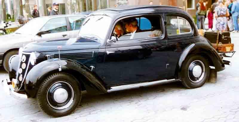 1939 Wanderer W24