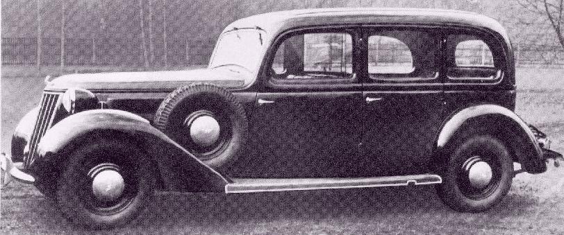 1939 Wanderer-W26