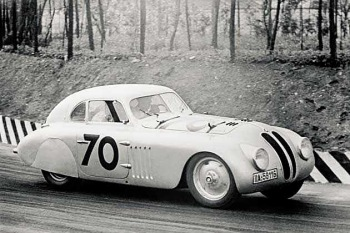 1940 BMW 328 Touring Coupe