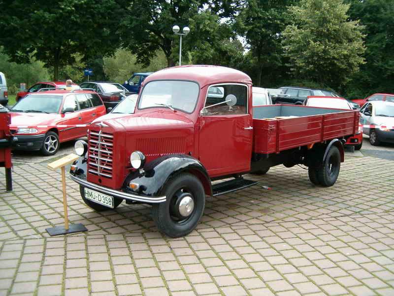 1940 borgward 4