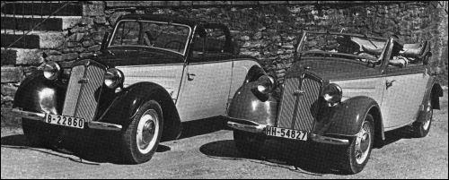 1940 dkw meisterklasse