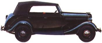 1940 Gaz 11-40