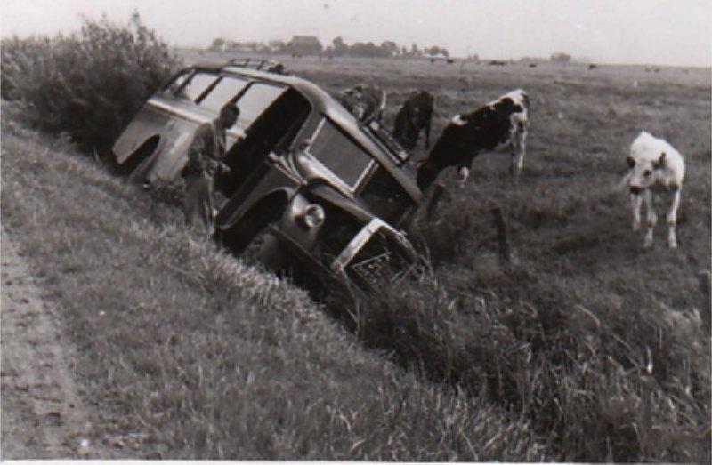 1940 Hansa Merkur Bus