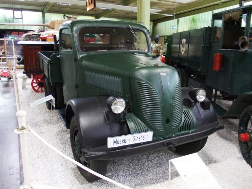 1940 Phänomen Granit 1500 S 1.5t