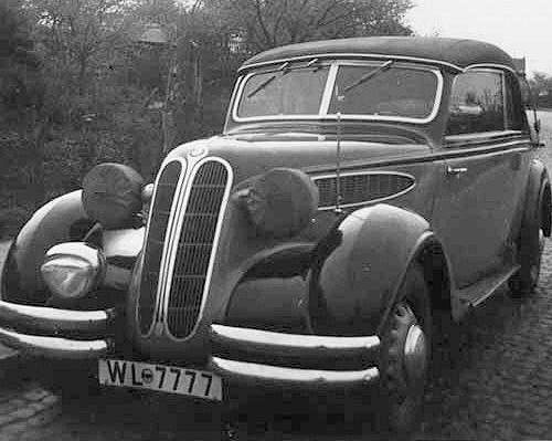 1941 Bmw  326cabrio