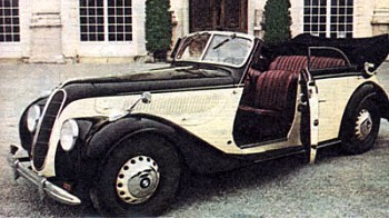 1941 Bmw 335 cabrio