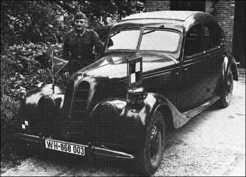 1941 Bmw 335