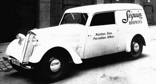 1941 dkw f8 furgon