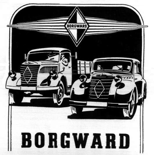 1942 Borgward
