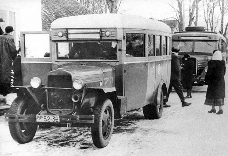 1942 GAZ 03-30