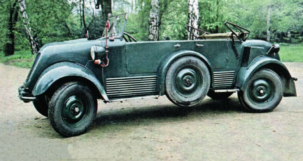1942 Tempo G1200, 4x4