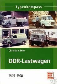 1945-90 DDR Lastwagen
