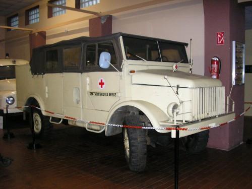 1945 Borgward B2000 Kübelwagen