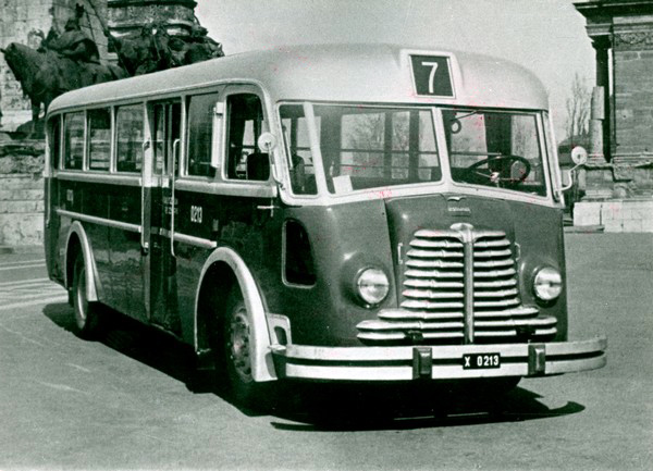 1947-1951 Mávag Ikarus 571 db