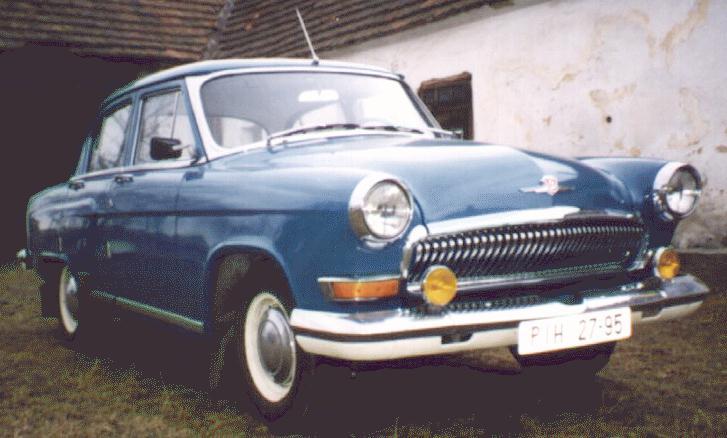 1947 gaz m21m