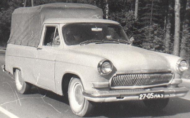 1947 GAZ m21plaz