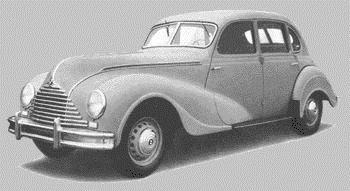 1948 EMW 340 48