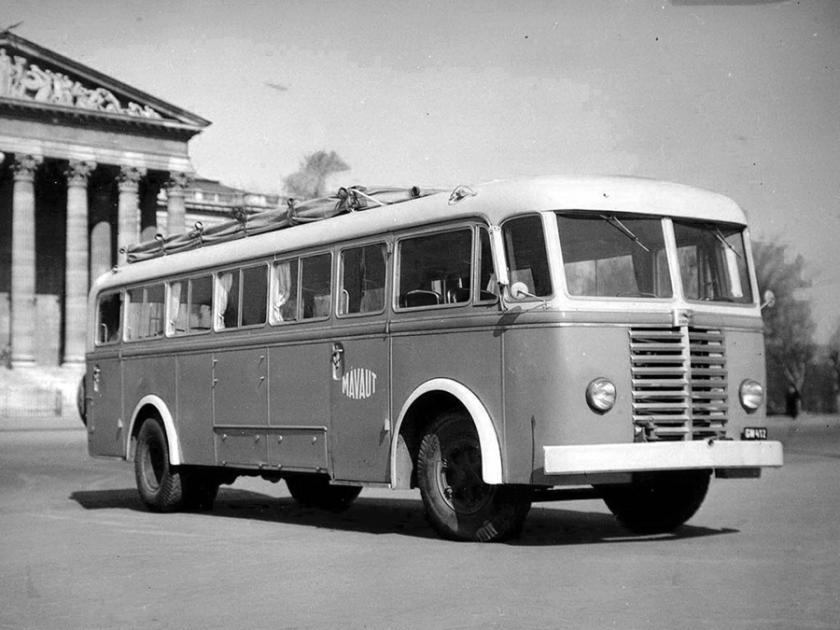 1949-50 Mávag Ikarus M5 170db